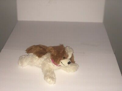 "Mattel Plush Barbie's Puppy Dog Barking and Growling 13"" Realistic Pup 2010"