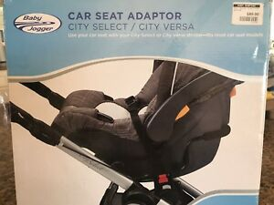 Car Seat Adapter Chicco