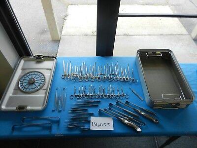 Jarit Surgical Urology Hypospadius Instrument Set W Case