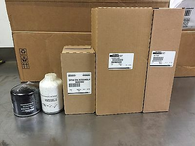 New Holland Skid Steer Filter Set For L180 L185 Ls180.b Ls185.b Lt185.b C185