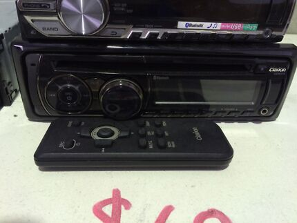 Clarion Head Unit with USB Bluetooth and AUX Port Melbourne Port Phillip Preview