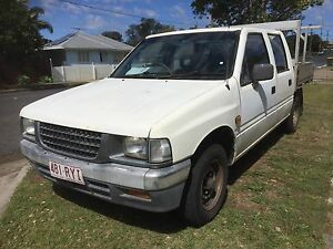 1995 Holden Rodeo 4 CYL DualCab Great Car To Drive Brighton Brisbane North East Preview