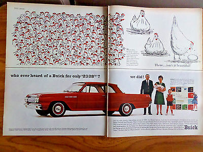 1963 Buick Special Coupe Ad  Ever Heard of a Buick for only $2338.75?