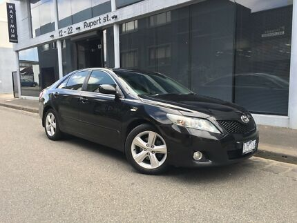 2010 Toyota Camry **TOURING** Collingwood Yarra Area Preview