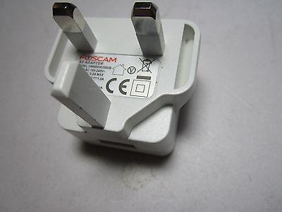 UK 5V USB Plug for HUAWEI Mobile WiFi Modem E5331 E5330 E5776...