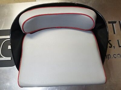 Aftermarket Old Stock Tractor Seat Pan And Cushion Kit Massey Ferguson Ford