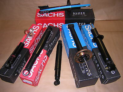 1 X LADA SAMARA ALL MODELS FRONT INSERT GAS  SHOCK ABSORBER SACHS 100 831