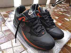 Nike Air Leather Shoes - Size UK8, US9, EU 42.5 Allawah Kogarah Area Preview