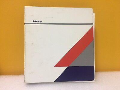 Tektronix 070-9971-01 11801c Digital Sampling Oscilloscope User Manual