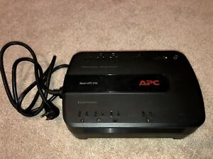 APC portable backup power with surge protection 330w