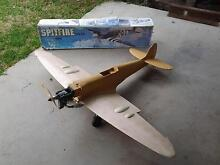 1/7 SCALE SPITFIRE REMOTE CONTROL MODEL PLANE Mudgee Mudgee Area Preview