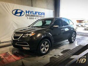 ACURA MDX SH-AWD 7 PASSAGERS + MAGS + CUIR + TOIT + WOW !