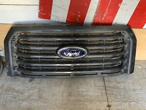 2016 F150 sport grille
