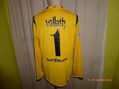 Wacker Burghausen hummel Torwart Matchworn Trikot 2012/13 + Nr.1 Vollath Gr.L image