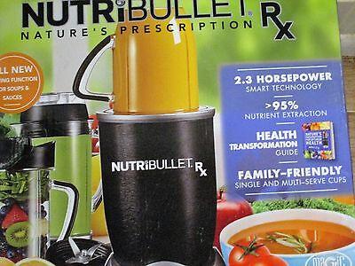 **Brand New** NutriBullet Rx 1700-Watt Blender NEW in Box Nutri bullet for sale  Framingham