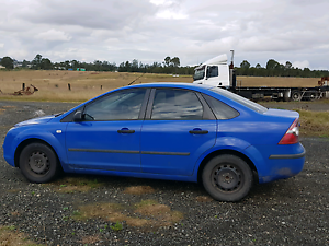 Wanted: Ford Focus 2005 CL sedan Aberglasslyn Maitland Area Preview
