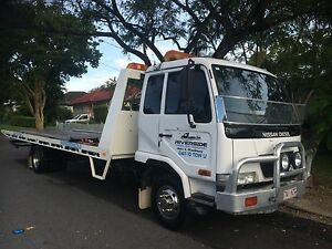 RIVERSIDE TILT TRAY TOWING SERVICE TOW TRUCK CARS & MACHINERY Cannon Hill Brisbane South East Preview
