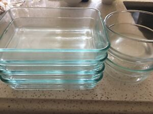 Pyrex luch boxes for sale
