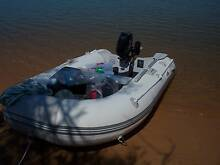 Newport Inflatable Boat and Outboard Bicton Melville Area Preview