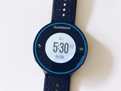 Garmin Forerunner 620 GPS watch running biking hiking
