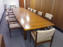 FREE OFFICE FURNITURE*BOARDROOM MEETING SORTING TABLE*DESKS*ETC Cartwright Liverpool Area Preview