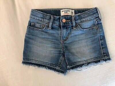 Abercrombie Kids Girls Shorts  size 5/6