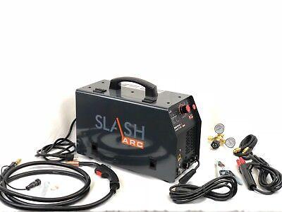 Multiprocess Slasharc Mig Stick Welder 140135 Amp 115v Tweco Style Mig Welder