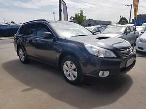 2012 Subaru Outback SUV TURBO DIESEL PREMIUM Williamstown North Hobsons Bay Area Preview