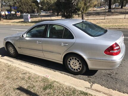 Silver Mercedes Benz E320 elegance with low kms Belconnen Belconnen Area Preview