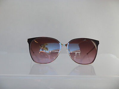 Barton Perreira EDIE, Cat Eye Sunglasses Rose Gold, Cherry Wine, Desert Lilac