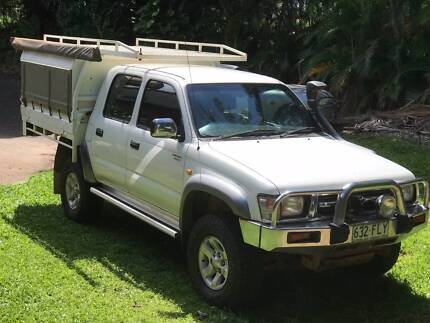 2000 Toyota Hilux Dual Cab Factory Turbo Diesel
