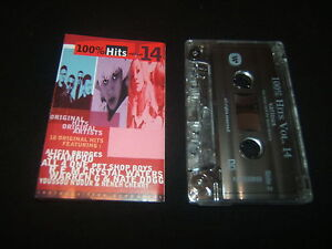 100-HITS-VOLUME-14-AUSTRALIAN-CASSETTE-TAPE-VARIOUS-ARTISTS-R-E-M-REM