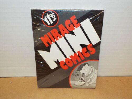 Mirage Mini Comics (1989) Sealed TMNT Bush Babies