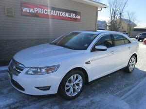 2011 Ford Taurus SEL - HEATED LEATHER - SUNROOF!!!