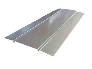 Aluminium Spreader plates for water underfloor heating systems