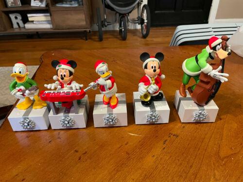 2013 Hallmark DISNEY WIRELESS BAND -Mickey, Minnie, Goofy, Donald, and Daisy