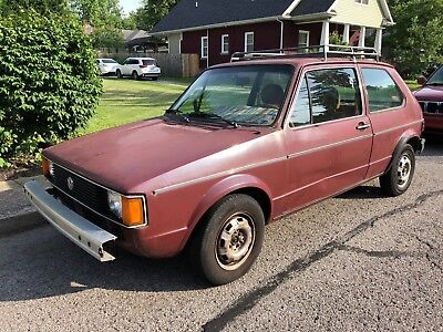 1982 Volkswagen Rabbit  1982 VW Rabbit