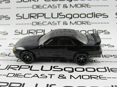 Hot Wheels 1:64 LOOSE 2019 Fast & Furious NISSAN SKYLINE GT-R (BNR32) Real Rider