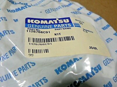 Genuine Dressta Rough Terrain Forklift Seal Replacement Komatsu 1126768c91