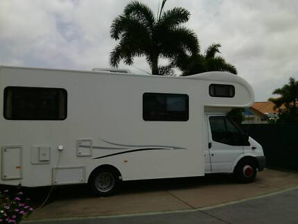 Ford Transit Motor home Banksia Beach Caboolture Area Preview