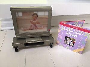 American Girl Doll Flat Screen TV