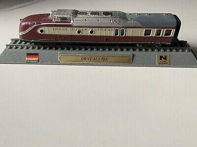 Modellino Treno DB-VT 11.5 TE Scala 1:160