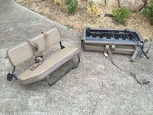 Troopy seats Windella Maitland Area Preview