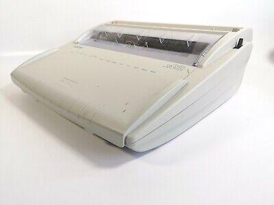 Brother Electric Gx-6750 Correctronic Electronic Typewriter Great Working