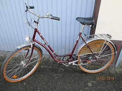 Schönes altes Rabeneick 26 Zoll Unisex Fahrrad ---> super Zustand gebraucht kaufen  Versand nach Austria