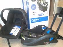 Steelcraft Cruiser Carrier - Baby Capsule Croydon Park Canterbury Area Preview