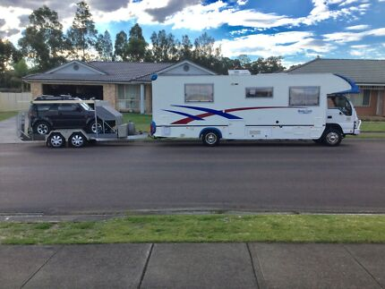 Motorhome 2006 sunliner montecarlo Urgent Sale Cameron Park Lake Macquarie Area Preview