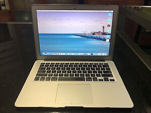 Early 2014 MacBook Air 13""