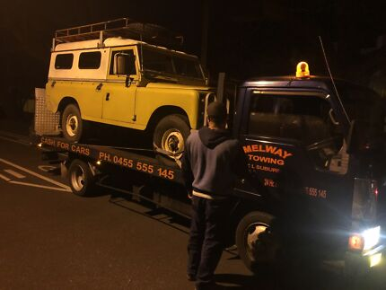 Melway towing Preston Darebin Area Preview