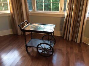 Antique - Tea Wagon / Drink Cart